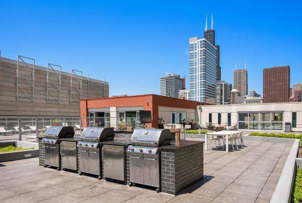 1000 South Clark Luxury Apartment Chicago